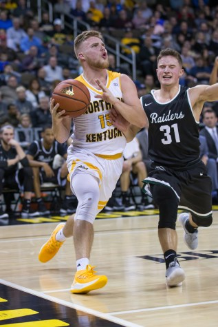 NKU men fall in overtime to Eastern Illinois