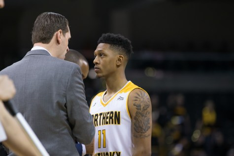 Billups reaches 1,000 points; NKU falls to WSU