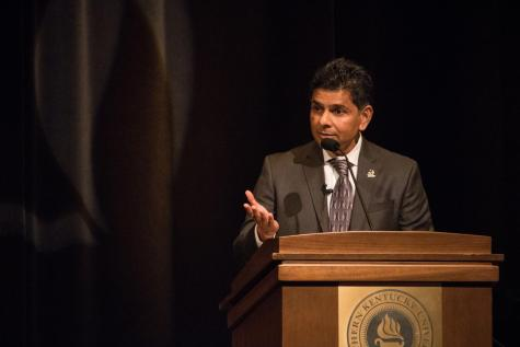 Convocation 2018: 3 takeaways from Vaidya's first address as president