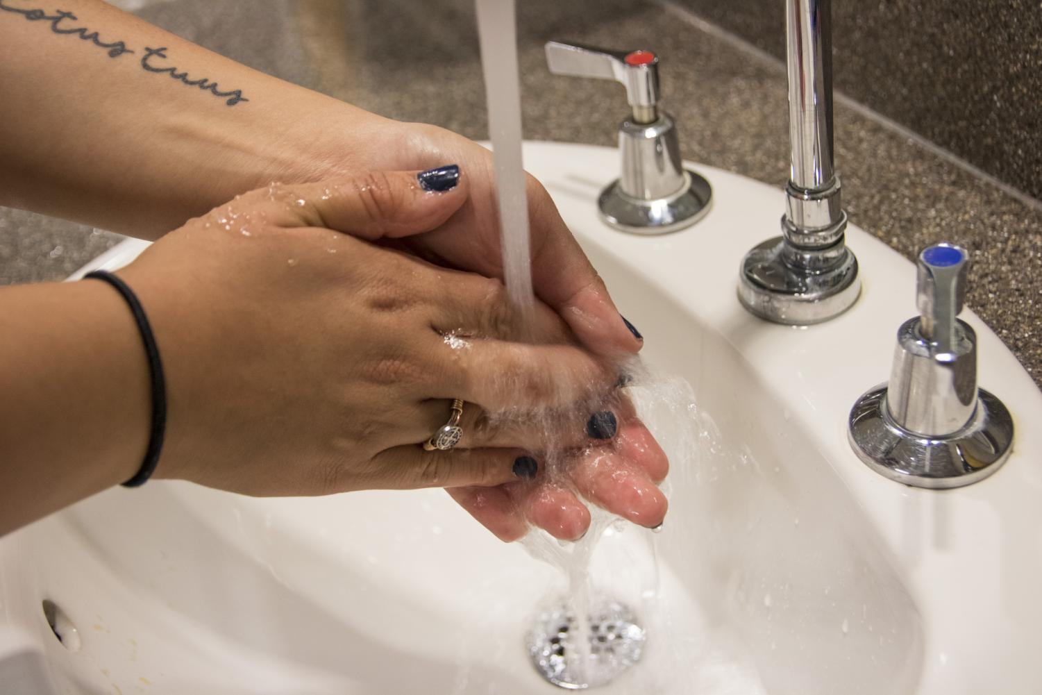 Besides the vaccine, hand washing is one of the best preventive methods for hepatitis A.
