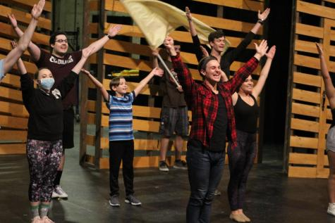 Henry Konstantinow Theater puts student works into action