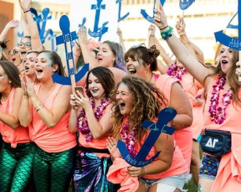 Going Greek: Tips for sorority recruitment