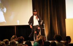 Karamo Brown wows SU crowd with message of love, self-esteem