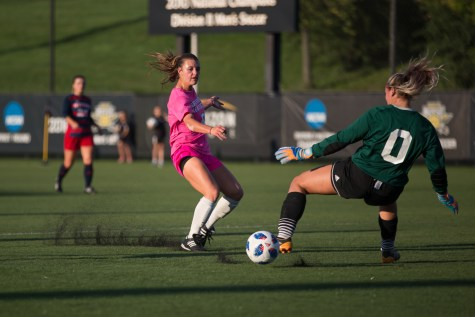 Soccer roundup: Scoreless draw puts women's soccer in Horizon League tourney