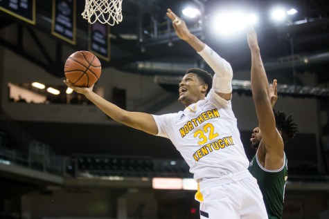 NKU holds off late rally to win 59-53