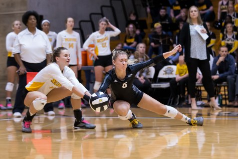 Volleyball roundup: NKU drops pair after win over Green Bay