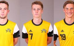 Men's Soccer: Three players earn Horizon League Postseason Honors