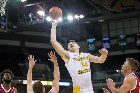 Norse set DI win record in victory over UIC