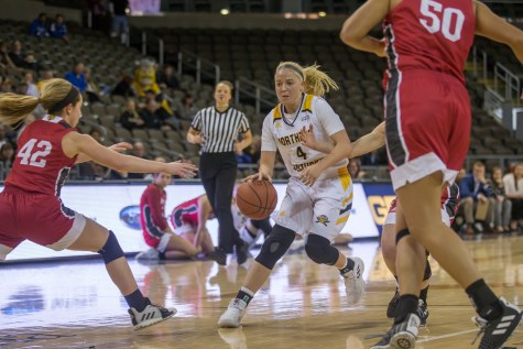 Norse women crush Tennessee Tech, 88-62