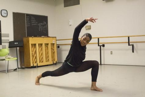 Former photography student finds work with ballet