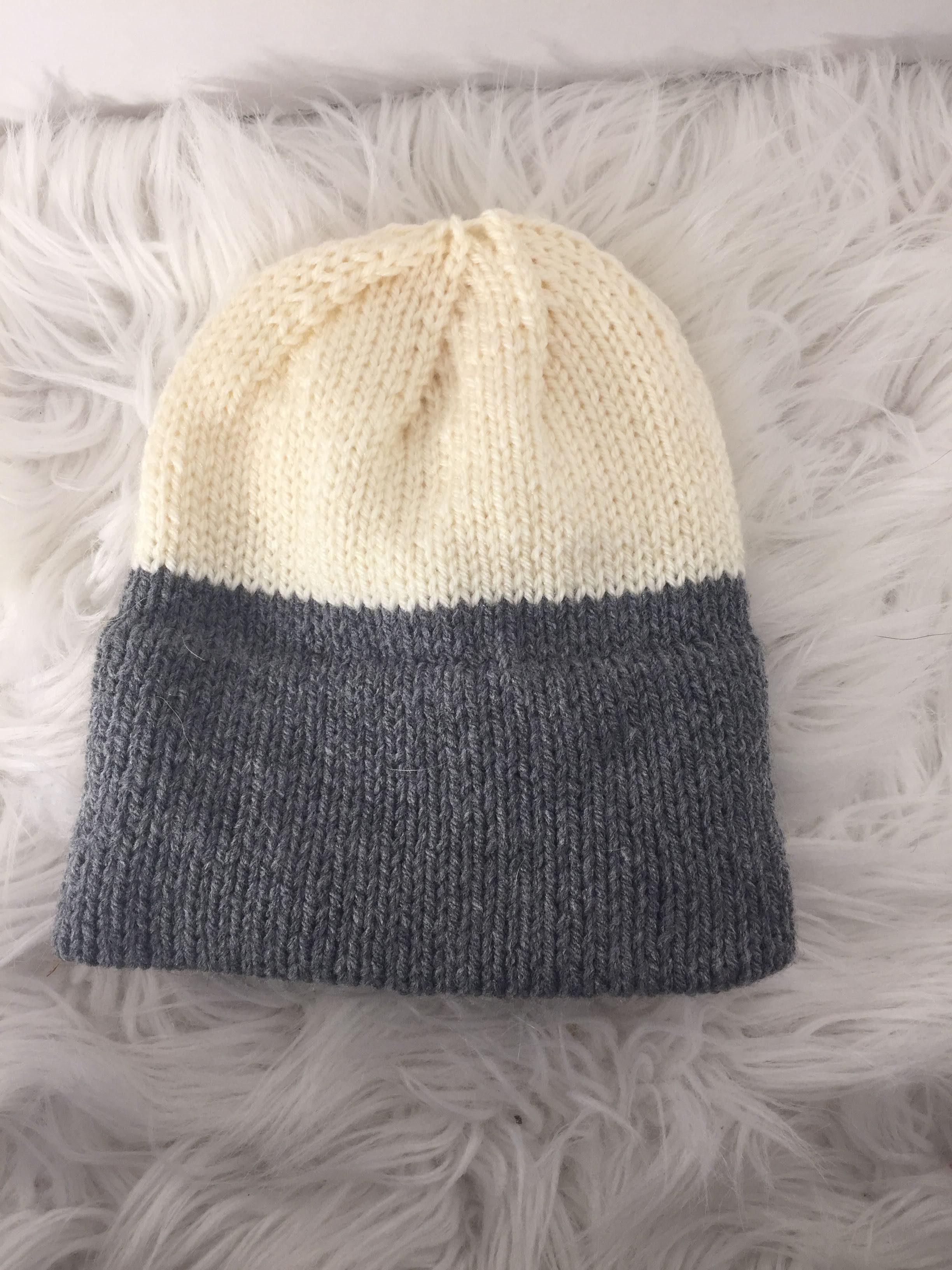 Double Knit Brim Hat