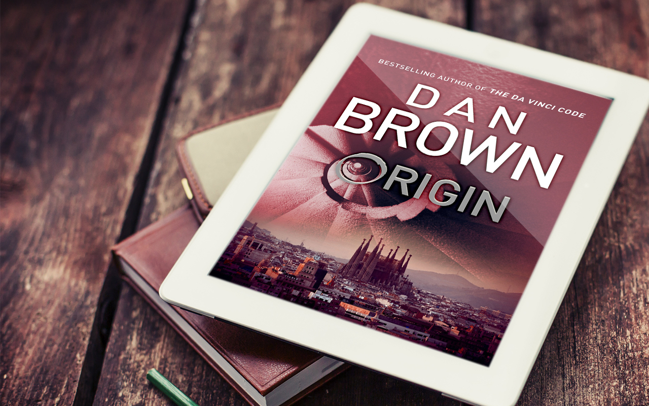 Image result for origin dan brown