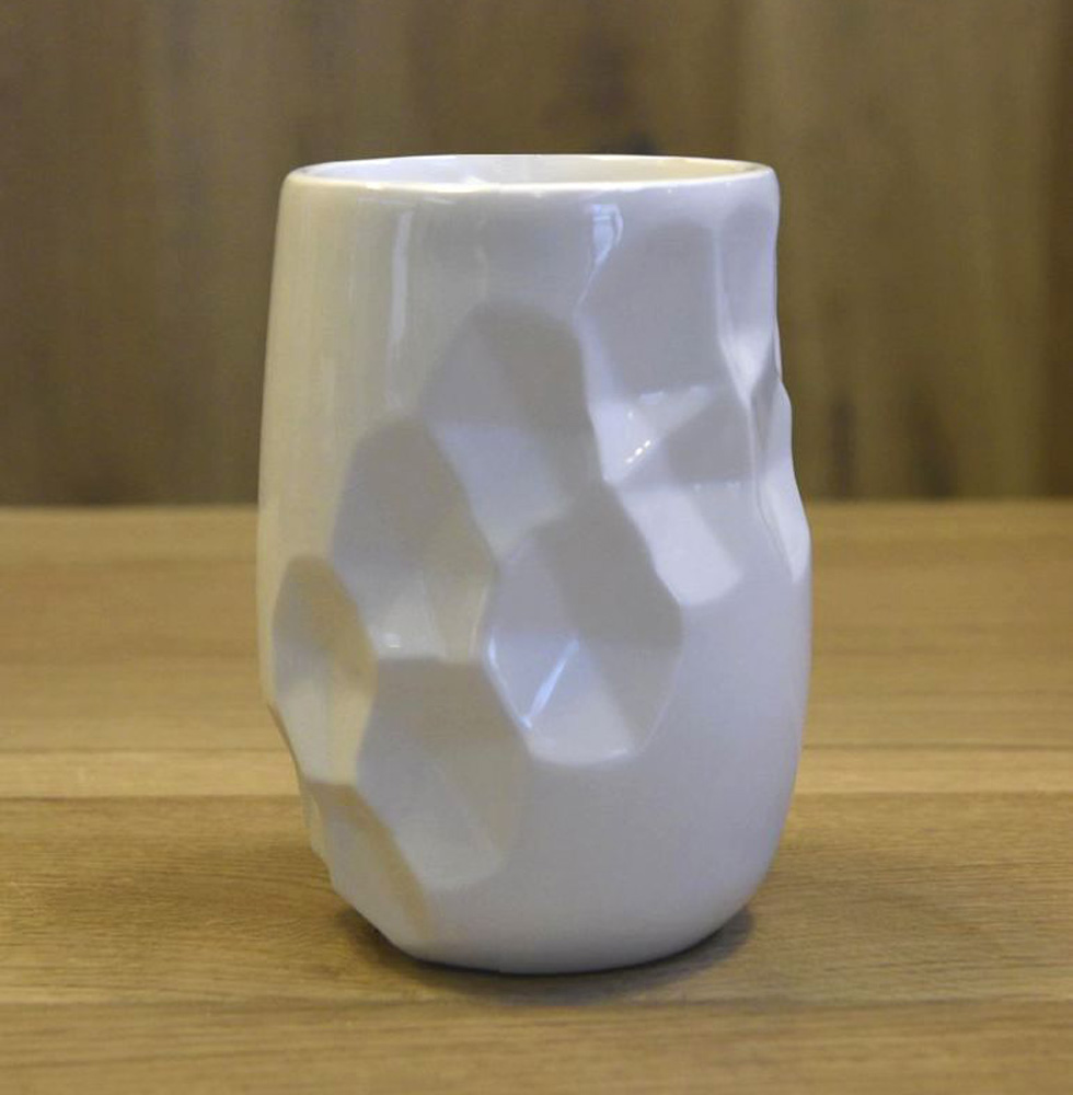 Jade Crompton combines 3D-printing and ancient casting techniques to