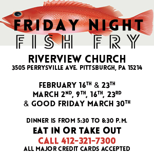 Riverview Fish Fry