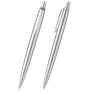 Parker Jotter Ballpoint Steel Branded Pens