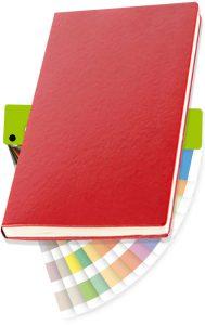 Colour Matched Creative Custom Notebooks