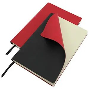 Contrast Flexible Branded Notebooks from The Notebook Warehouse