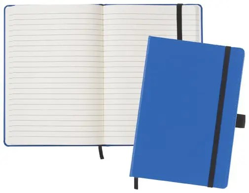Picture of the Interior of the Dartford Recycled Branded Notebook