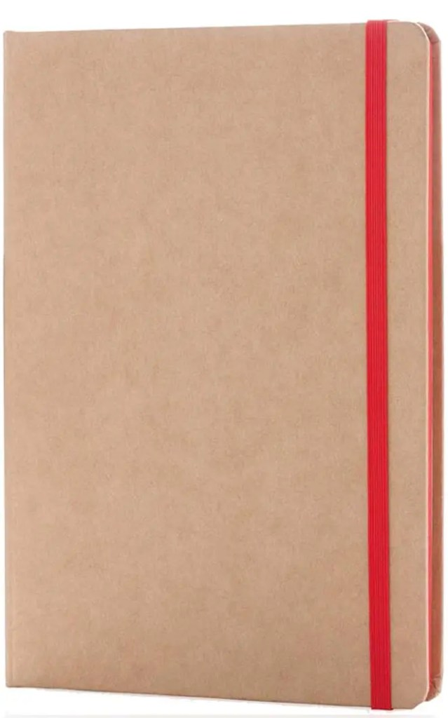 Image showing Contrast Edge Eco Branded Notebooks from The Notebook Warehouse