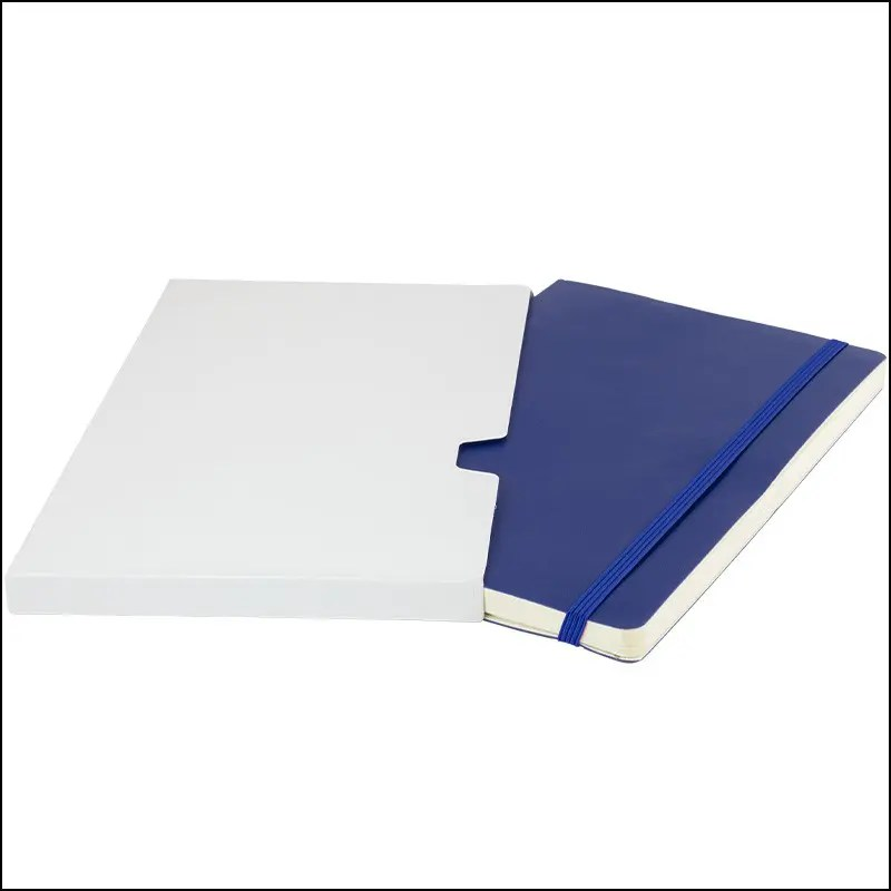 Presentation Box for the FLXA5 Flexible Branded Notebooks, from The Notebook Warehouse