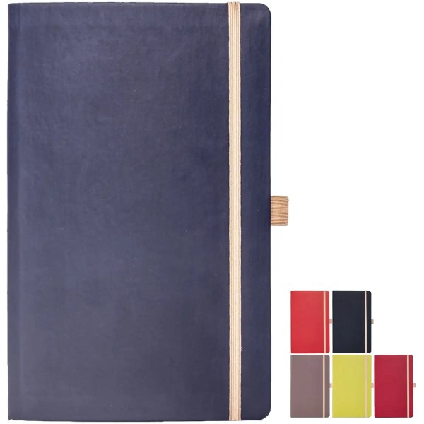 Image showing the colours of the Appeel Eco branded notebook, brilliant branded notebooks from The Notebook Warehouse