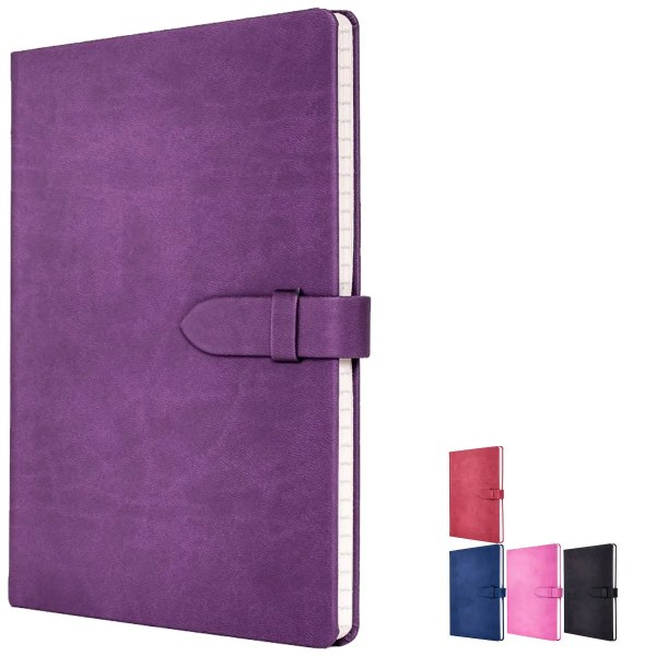 Mirabeau Custom Notebooks from The Notebook Warehouse available in 5 Colours