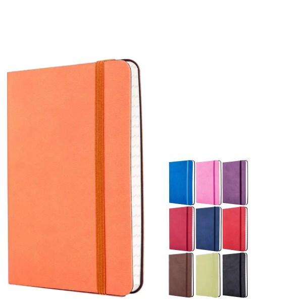 Image showing the Pocket Tucson Flexible Promotional Notebooks