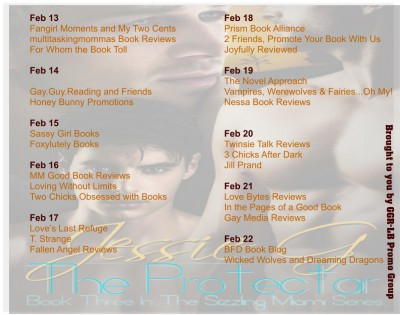 The Protector Tour Stops