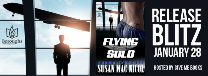 Flying Solo Banner