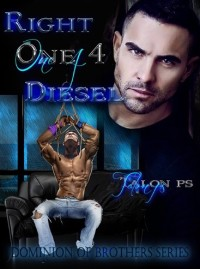 Right One 4 Diesel Cover