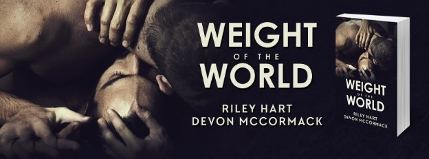 Weight of the World Banner
