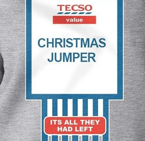 Worst Christmas Jumper