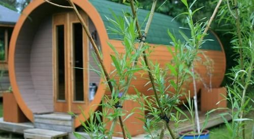 Loch Ness Glamping Images