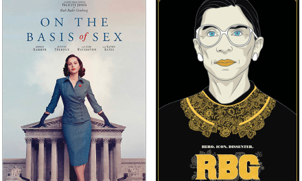 Two new films about Ruth Bader Ginsburg reveal her continued impact on pop culture