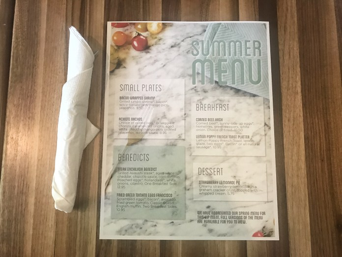 Kerbey Lane Summer Menu 2017 - The Nueva Latina