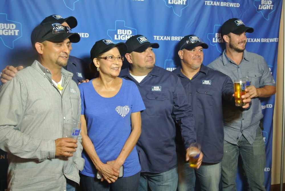 Bud Light: Brewed in Texas, By Texans, For Texans - The Nueva Latina
