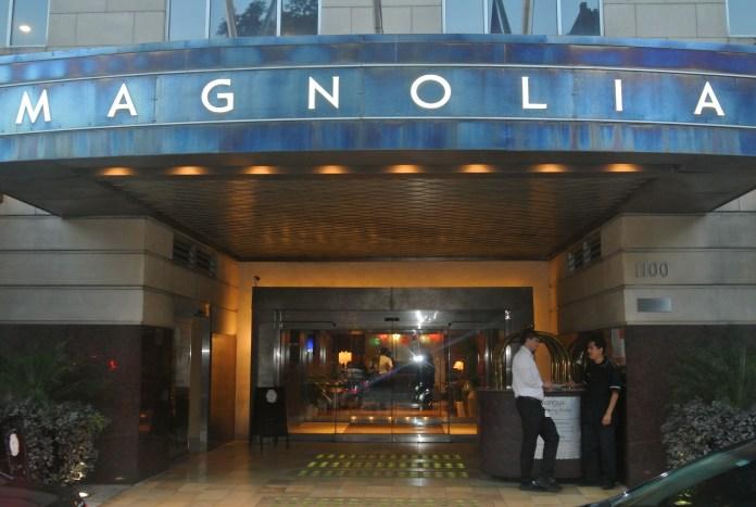 TNL Travels: Magnolia Hotel Houston - The Nueva Latina