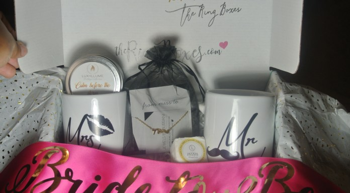 Bride Subscription Box - The Nueva Latina