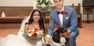 """I Do Too"" - How I Included Da Pup in Our Wedding - The Nueva Latina"