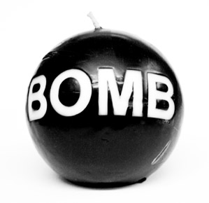 Image of a time bomb