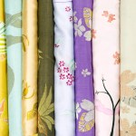 The songtik shawl lineup comes in four colour collections representing spring, summer, autumn and winter.