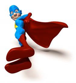 Superhero? (© Julien Tromeur   Sxc.hu)