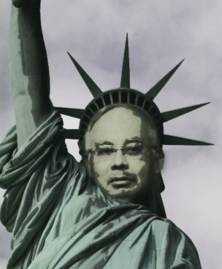 More liberty under Najib's administration? Bring it on! (Statue image source: sxc.hu)