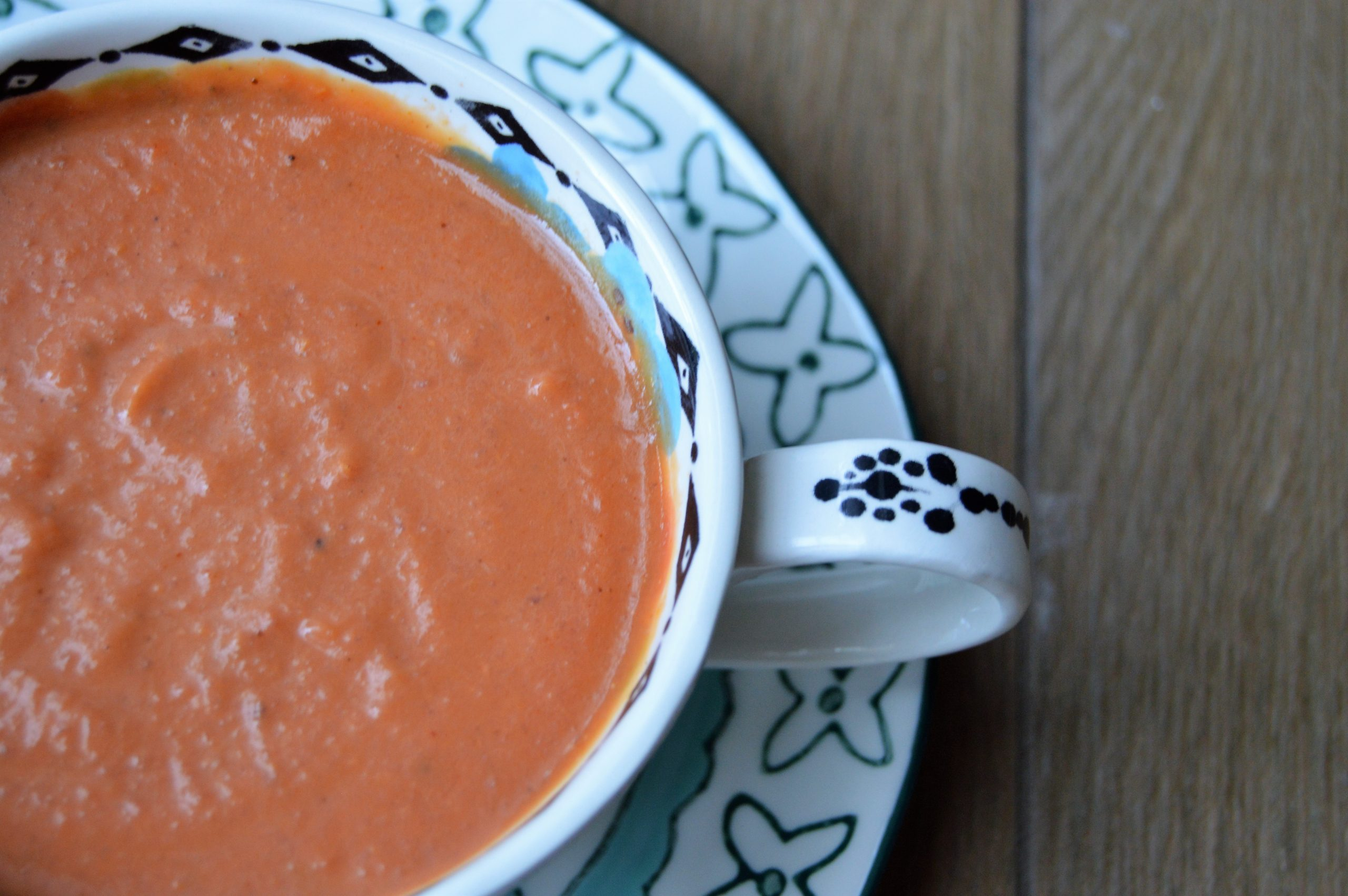 Sweet Potato and Beet Soup