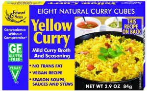 Curry Cubes