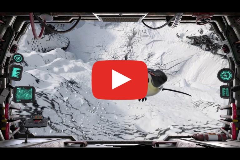 Read more about the article Animation Arctic 4D : Cité de l'Océan