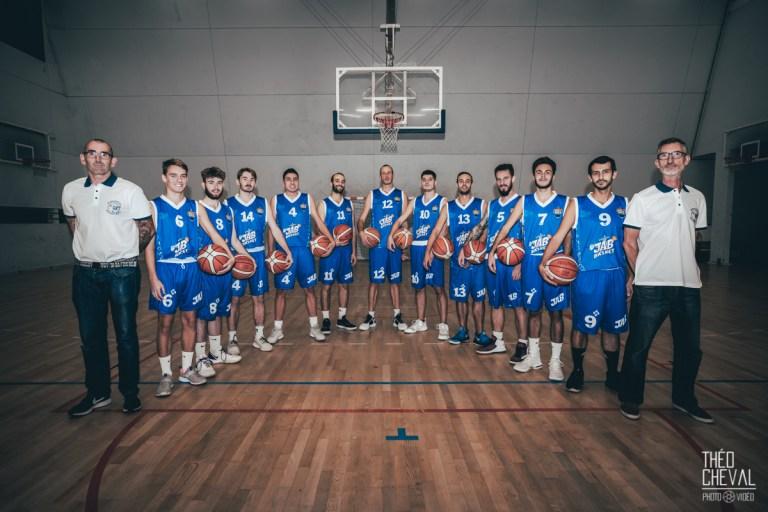 Basket : Photos d'équipes JAB Biarritz