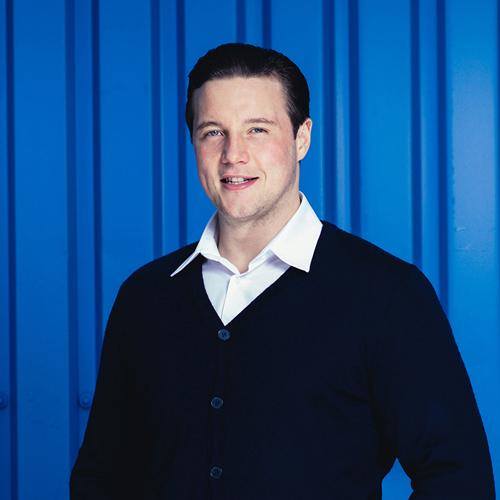 Theo Milte - Team - Dachdeckermeister - Theo Milte Junior