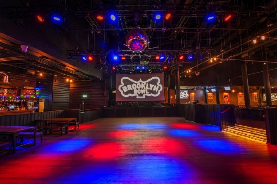 Brooklyn Bowl - O2 Arena