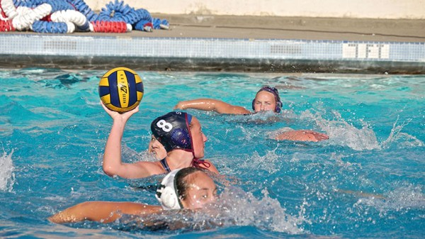 The Oak Leaf : Women's water polo defeats Diablo Valley ...